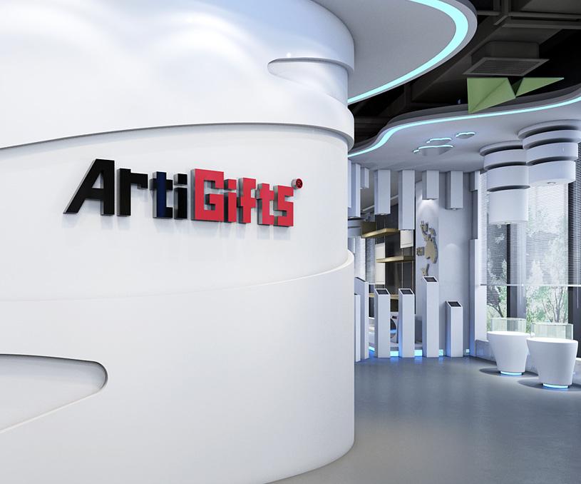 ARTIGIFTS亚迪贸易品牌设计策划