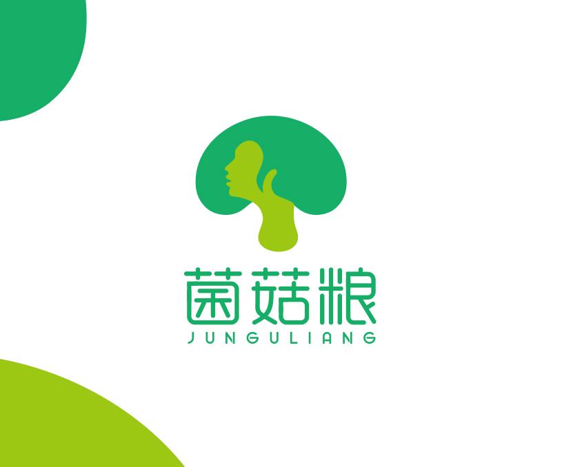 菌菇粮品牌策划/LOGO设计