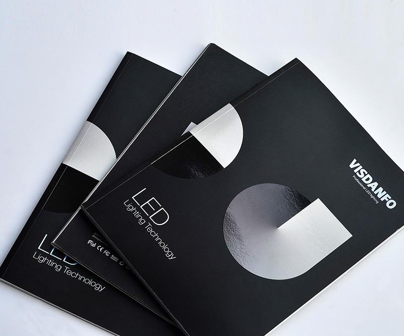 威斯丹佛照明画册设计策划
