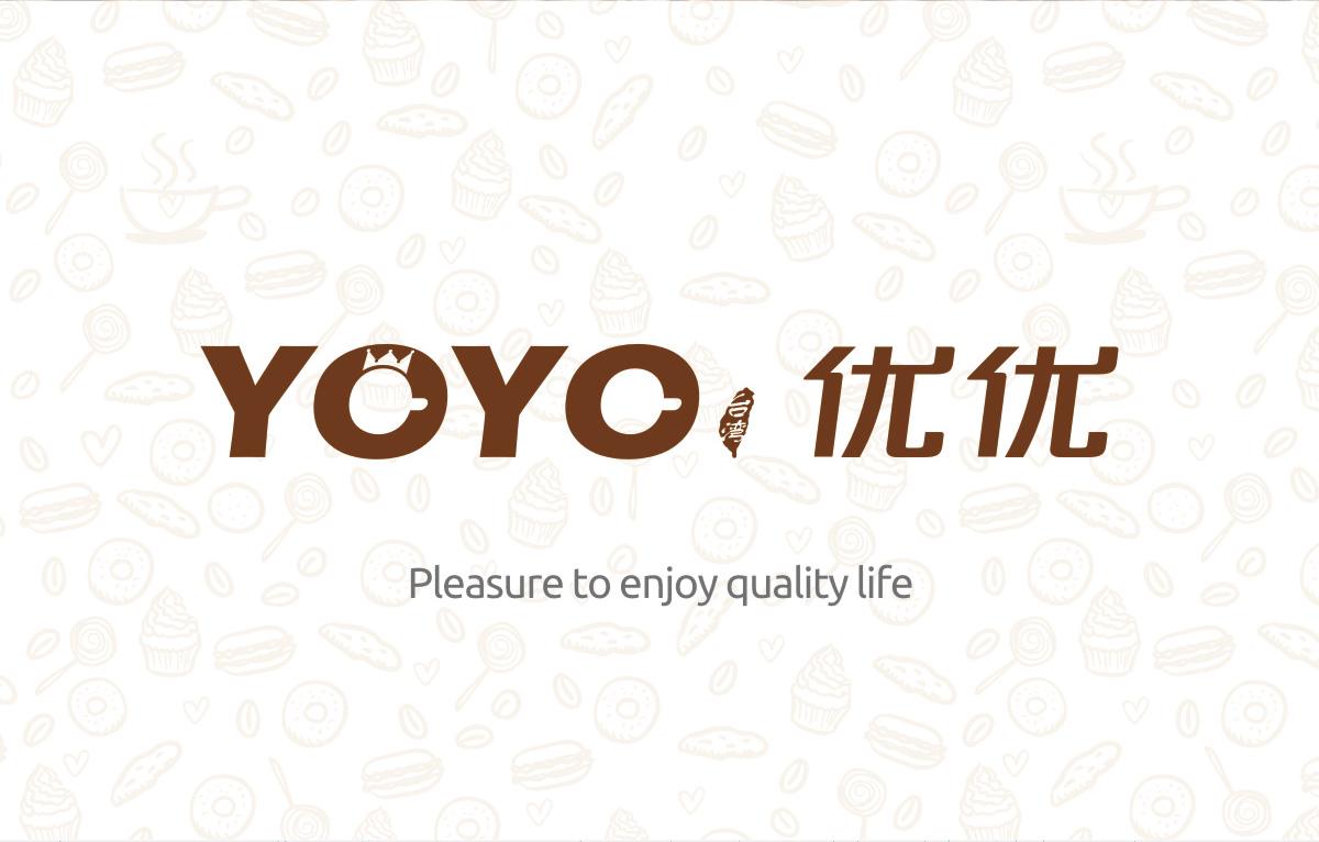 优优YOYO品牌形象/宣传画册/LOGO VI设计1