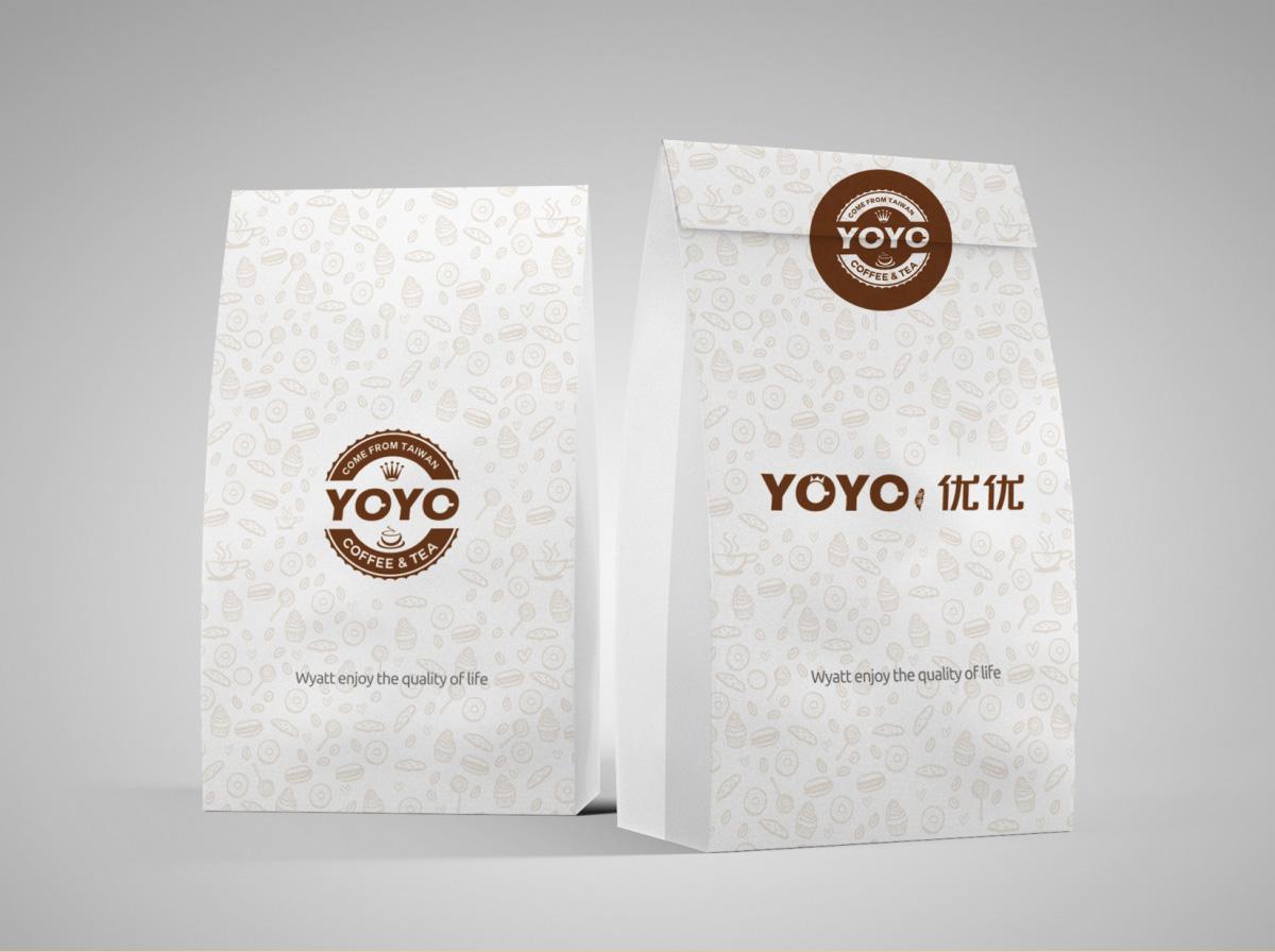 优优YOYO品牌形象/宣传画册/LOGO VI设计6