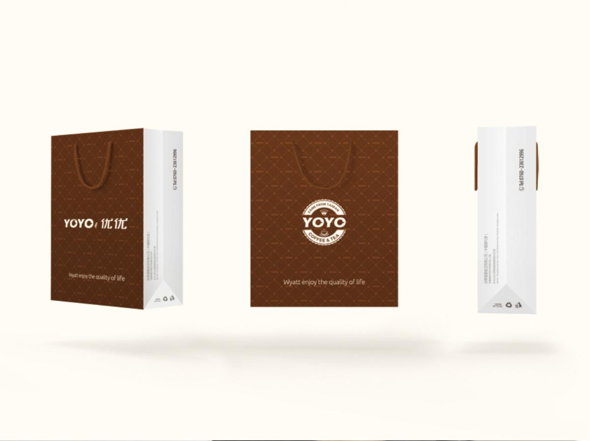 优优YOYO品牌形象/宣传画册/LOGO VI设计10