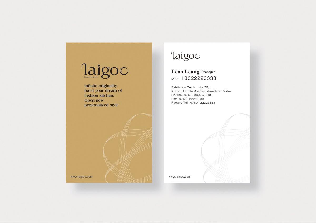德国莱谷电气品牌形象/宣传画册/LOGO VI设计7