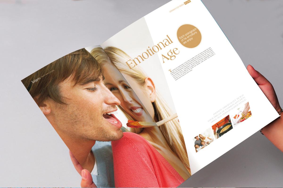 德国莱谷电气品牌形象/宣传画册/LOGO VI设计11