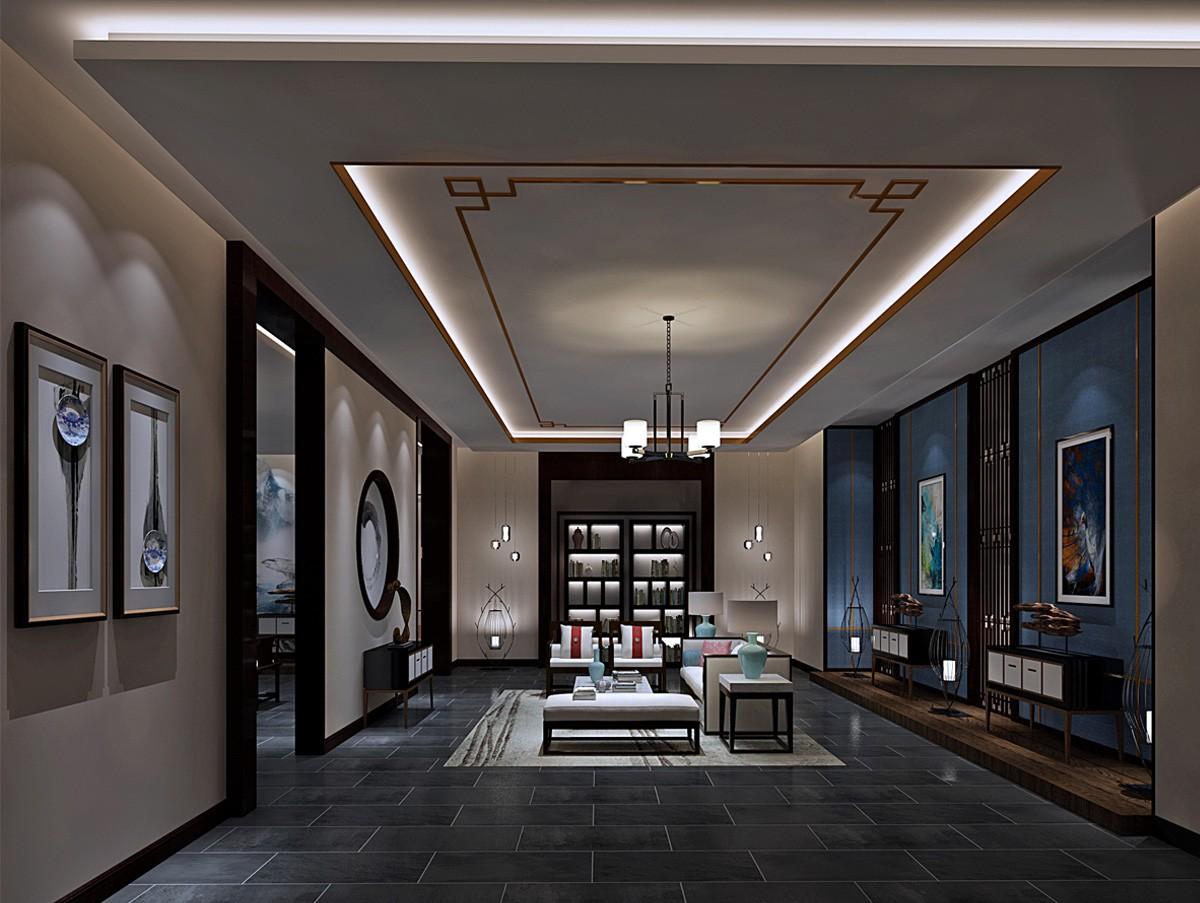 尊阁家居品牌设计/展厅设计效果图5