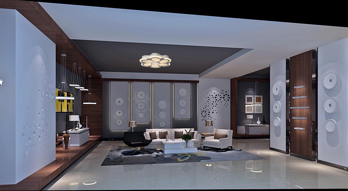 尊阁家居品牌设计/展厅设计效果图8