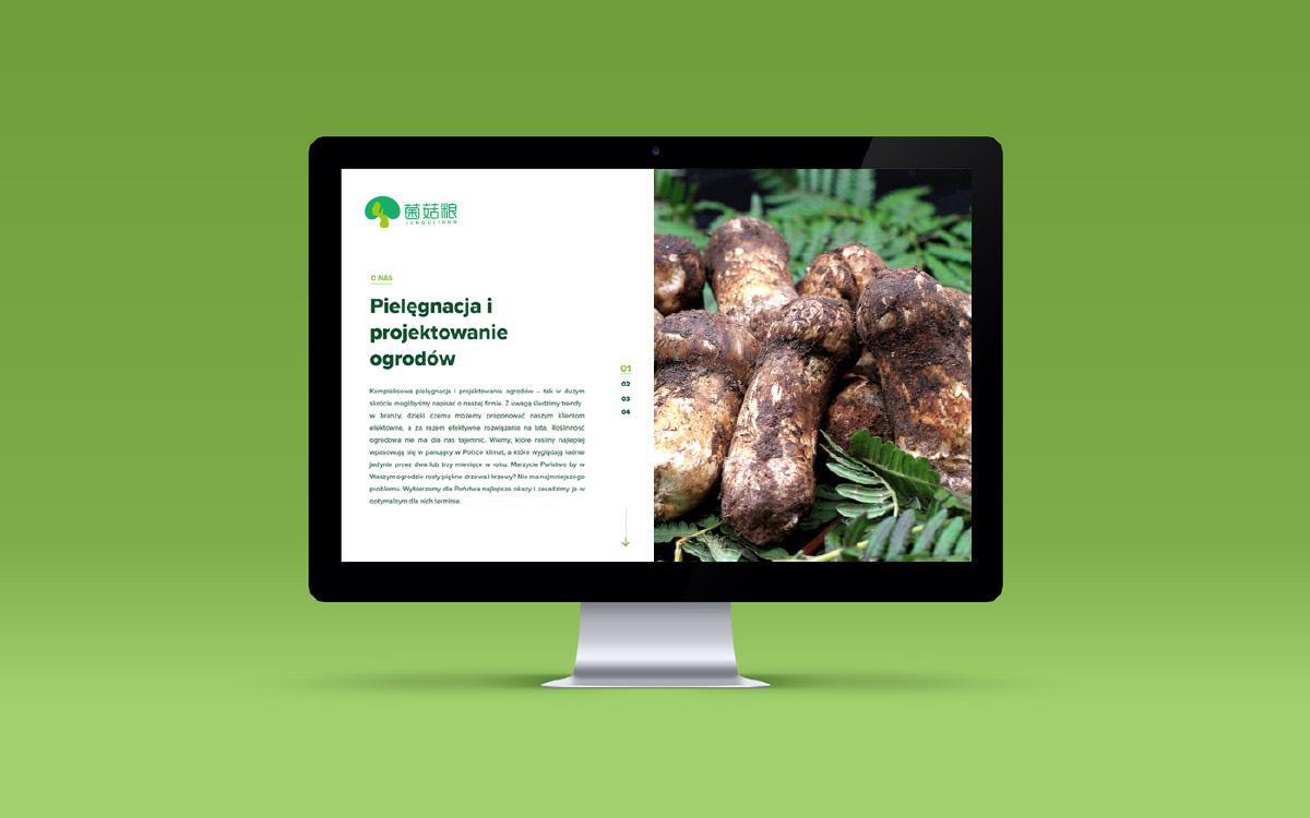 菌菇粮品牌策划/VI设计/LOGO设计效果图8